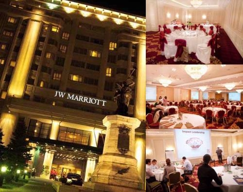 JW Marriott Bucharest Grand Hotel photo collage
