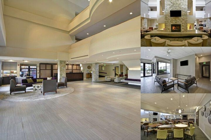 Doubletree Suites by Hilton Hotel Indianpolis Carm photo collage