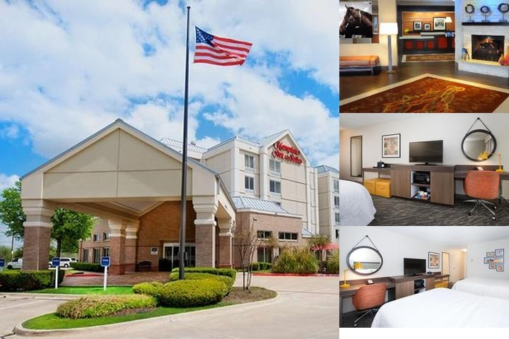 Hampton Inn & Suites Alliance Fort Worth photo collage