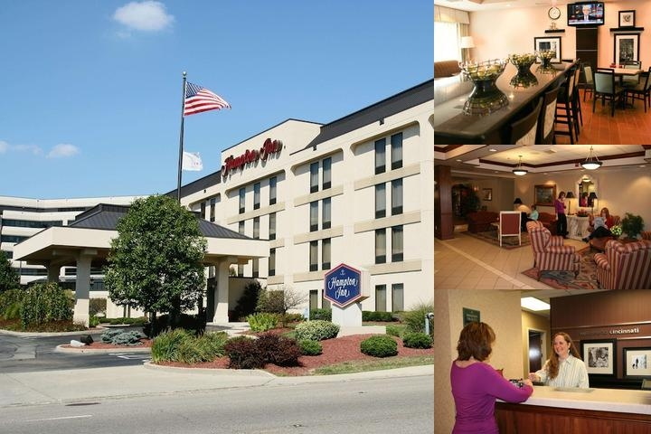 Hampton Inn Cincinnati Fairfield photo collage
