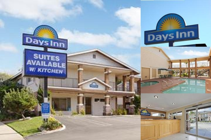 Days Inn La Mesa San Diego Sdsu photo collage