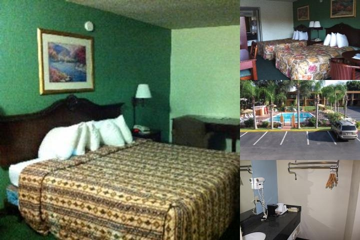 Days Inn Tampa West of Busch Gardens photo collage