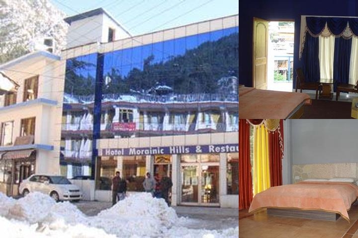 Hotel Morainic Hills photo collage