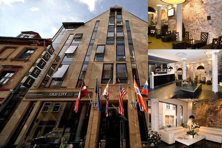 Old City Boutique Hotel photo collage