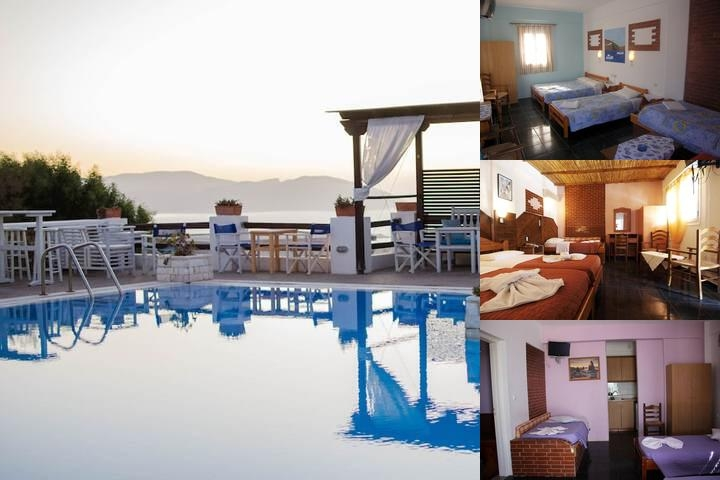 Skala Hotel photo collage