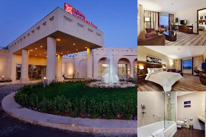 Hilton Garden Inn Mardin photo collage