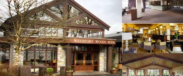 Westport Woods Hotel photo collage