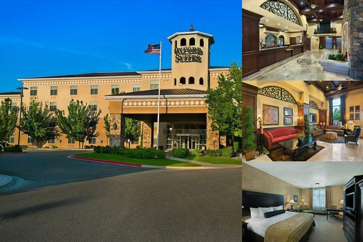 Oxford Suites Boise photo collage