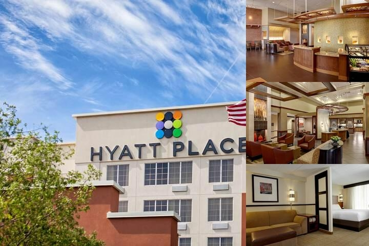 Hyatt Place Columbus North photo collage