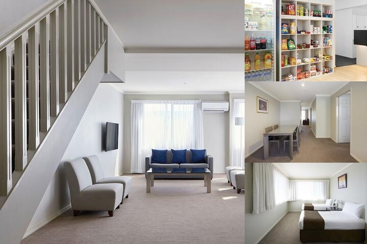 Pinnacle Serviced Apartments photo collage