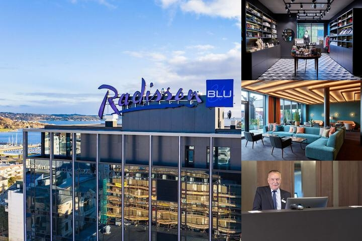 Radisson Blu Caledonien Hotel Kristiansand photo collage