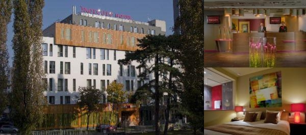 Mercure Bratislava Centrum Hotel photo collage