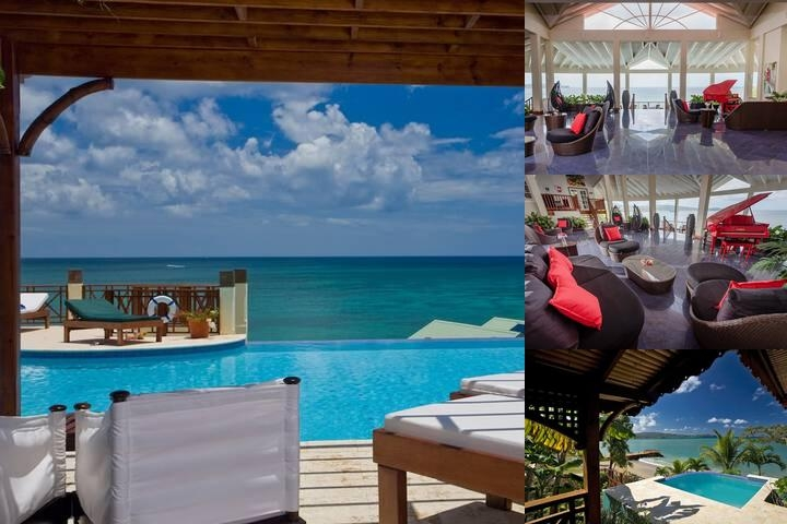 Calabash Cove Resort & Spa photo collage