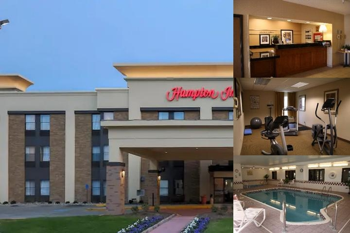 Hampton Inn Fairborn photo collage
