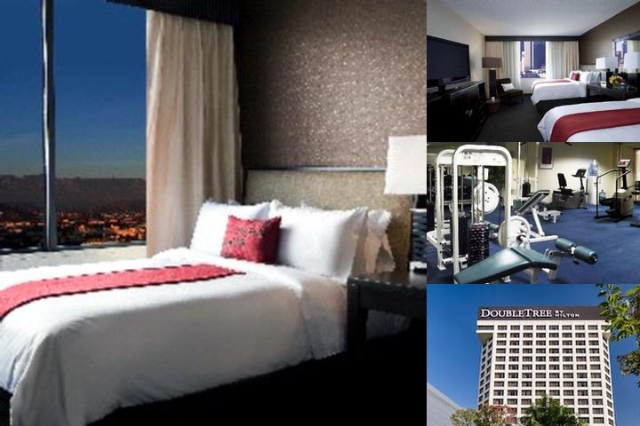 Doubletree by Hilton Los Angeles Downtown photo collage