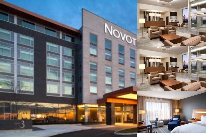 Novotel Toronto Vaughan Centre photo collage