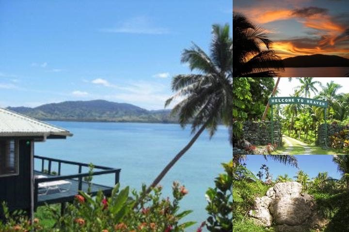 Lomalagi Resort Fiji photo collage