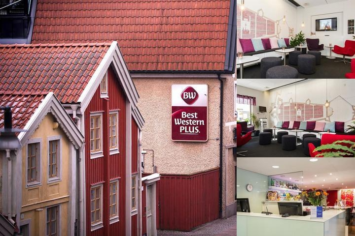 Best Western Plus Kalmarsund Hotell photo collage