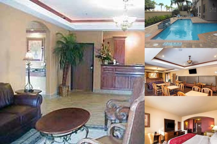 Comfort Suites Mcallen photo collage