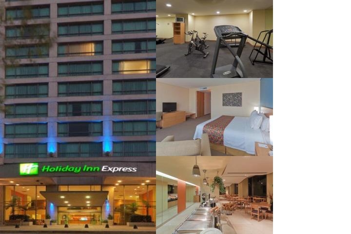 Holiday Inn Express Mexico Paseo De La Reforma photo collage
