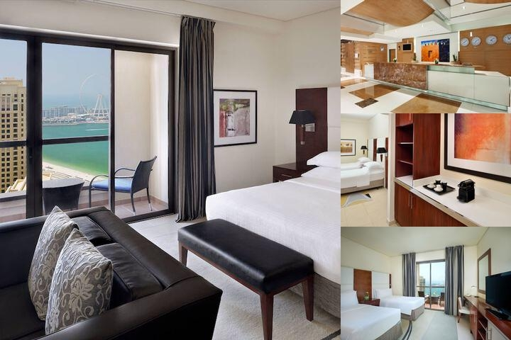 Ramada Plaza Jumeirah Beach photo collage