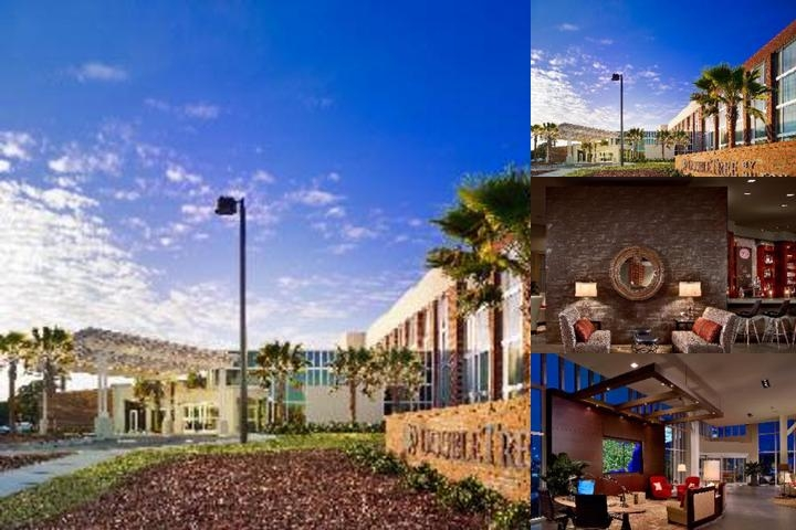 Doubletree Charleston Airport photo collage