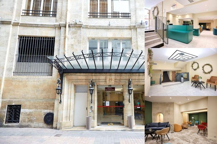 Quality Hotel Bordeaux Centre photo collage