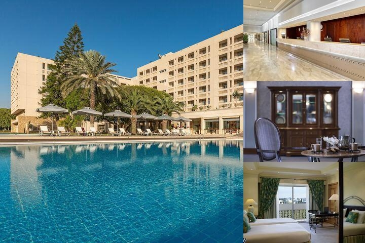 Hilton Cyprus photo collage