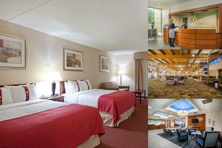 Holiday Inn Mansfield Foxboro Area photo collage