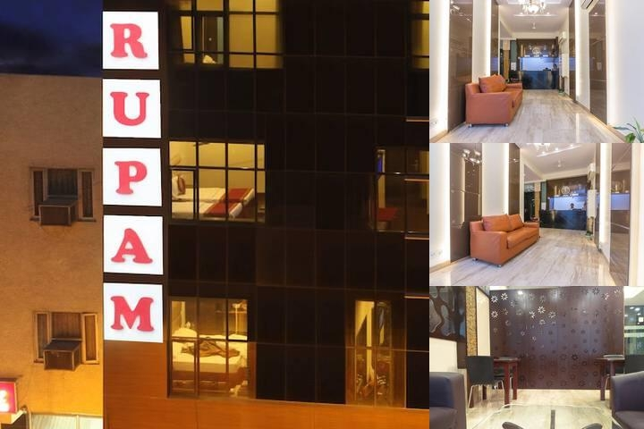 Hotel Rupam photo collage