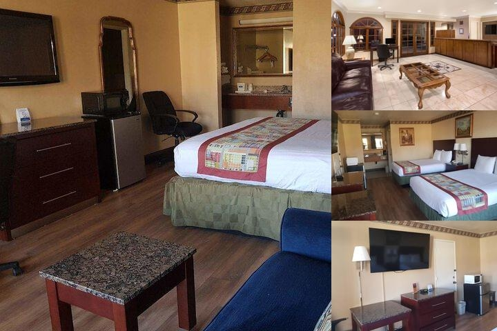 Travelodge Costa Mesa Newport Beach Hacienda photo collage