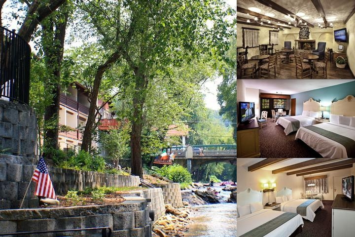 Helendorf River Inn Suites & Conference Center photo collage