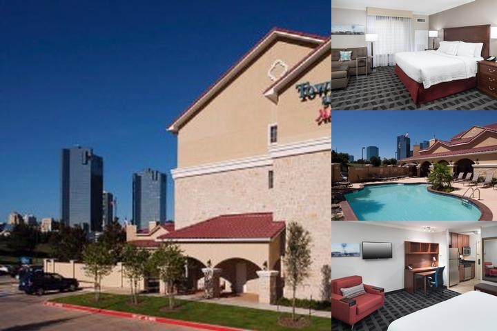 Towneplace Suites Downtown Ft. Worth photo collage