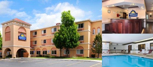 Days Inn Suites Airport Albuquerque photo collage