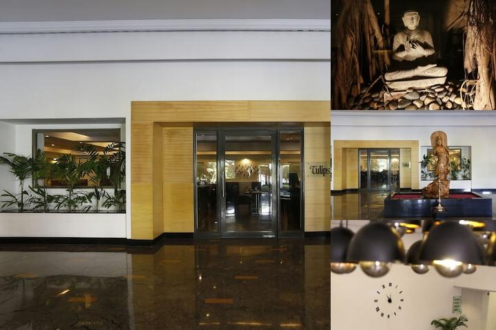 Green Park Hotel photo collage