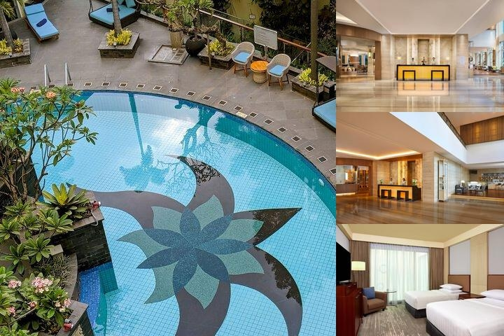 Holiday Inn Bandung photo collage