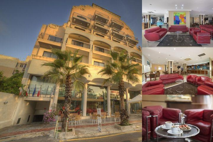 Bella Vista Hotel photo collage