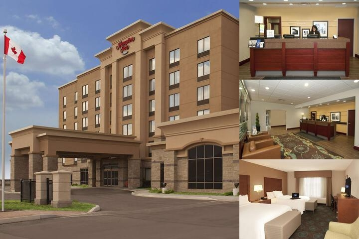 Hampton Inn Toronto / Brampton photo collage