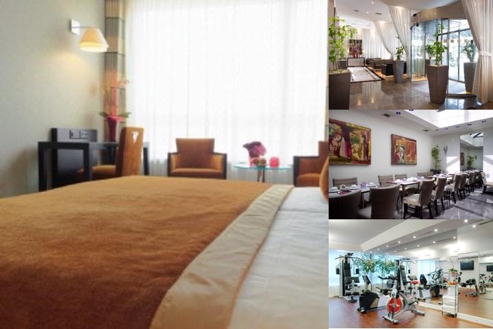 Hotel Royal photo collage