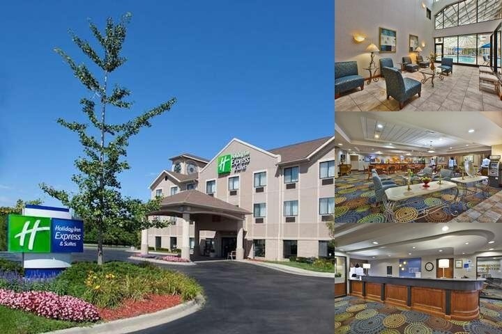 Holiday Inn Express Hotel & Suites Belleville photo collage