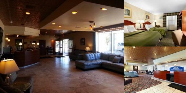 Grand Forks Inn & Suites photo collage