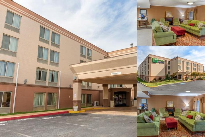 Holiday Inn Express Harrisburg Sw Mechanicsburg photo collage