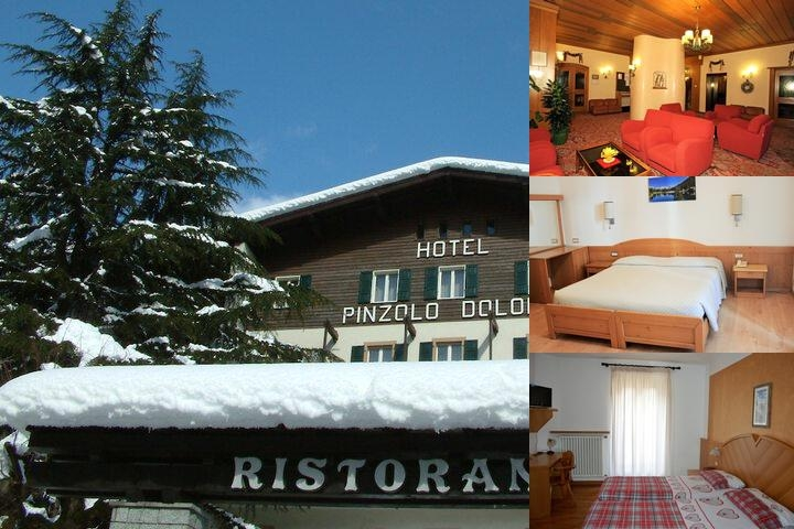 Hotel Pinzolo Dolomiti photo collage
