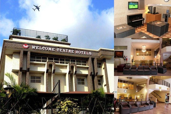 Welcome Centre Hotels photo collage