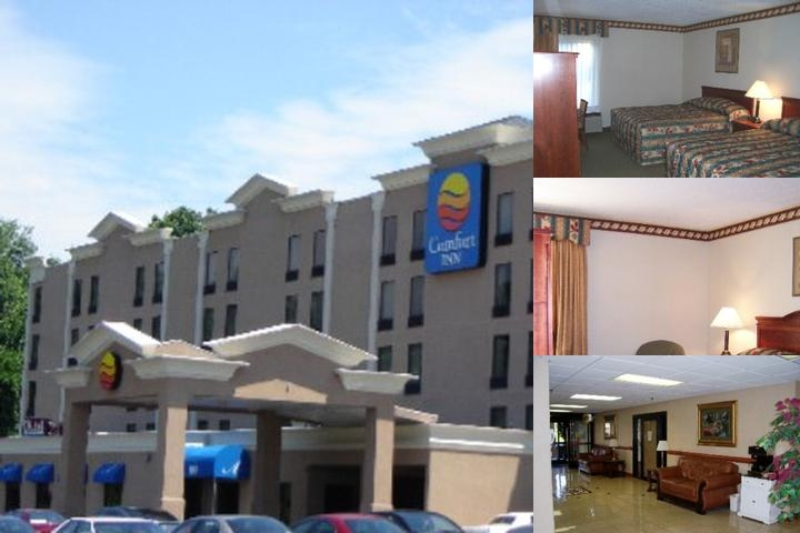 Comfort Inn Towson photo collage