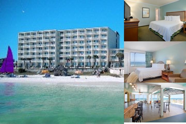 Beachside Resort photo collage