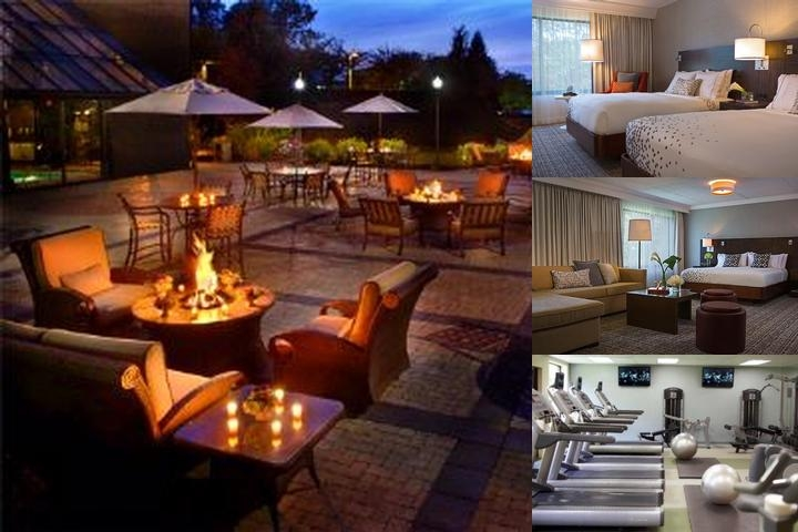 Renaissance Westchester Hotel Photo Collage