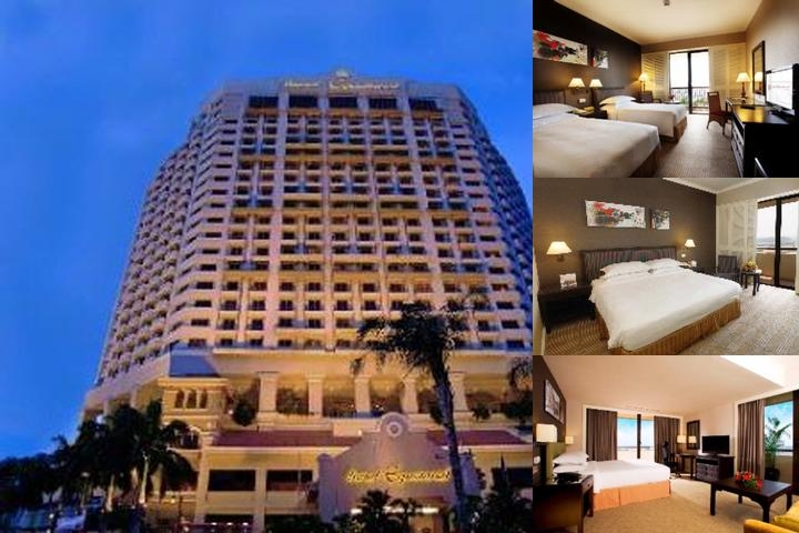 Hotel Equatorial Melaka photo collage