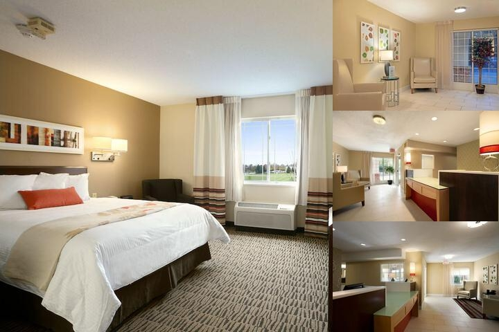 Hawthorn Suites Raleigh / Cary photo collage