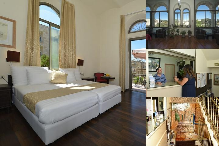 A Little House in Bakah Hotel photo collage